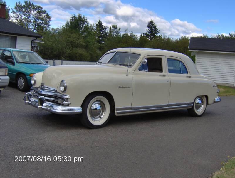 Old Kaiser Car