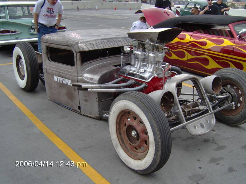 Las vegas hot rods twiggy autos post for Sin city motors las vegas